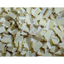 Wilbur White Cocoa Butter Chunks