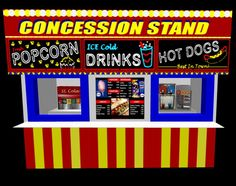 Vending & Concession