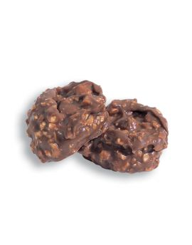 Asher Milk Chocolate Almond Clusters 5lb