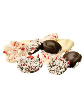 Asher Dark Chocolate Peppermint Nonpareils 8lb Box