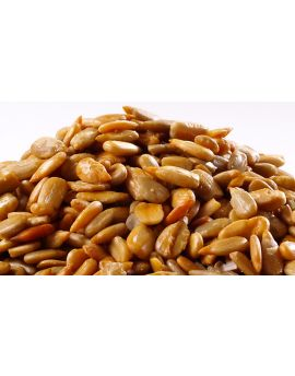 Salted Shelled Sunflower Seeds 15lb