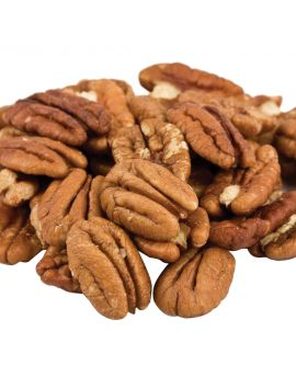 Mammoth Raw Pecan Halves 30lb