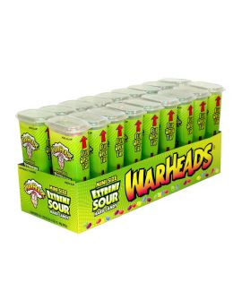 Warheads Extreme Sour Juniors Candy Dispensers 1.75oz