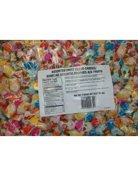 Arcor Fruit Filled Assorted Hard Candy 6lb