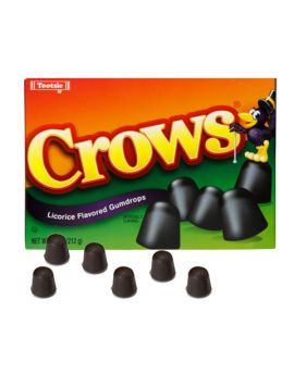Tootsie Crows 6.5oz 12ct
