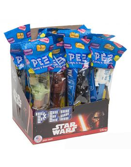 Pez Star Wars 12ct