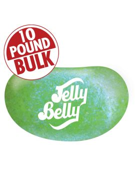 Jelly Belly Jelly Beans Jewel Sour Apple 10lb