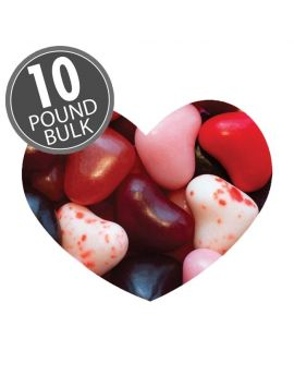 Jelly Belly Cherry Lovers Hearts 10lb