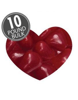 Jelly Belly Cinnamon Lovers Hearts 10lb