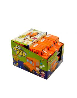 Kidsmania Skool School Bus 12ct