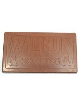 (NOT AVAILABLE BY MANUFACTURER)  Wilbur Cashmere Milk Chocolate Coating 50lb