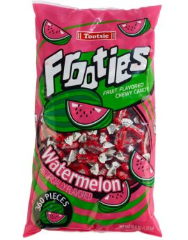 Tootsie Frooties Watermelon 360ct
