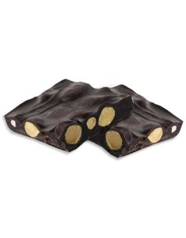 Asher Dark Chocolate Almond Bark 6lb