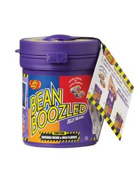 Jelly Belly BeanBoozled Jelly Beans 3.5 oz Mystery Bean Dispenser 6ct
