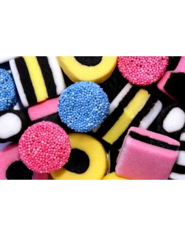 Verburg Licorice Allsorts 6.6lbs