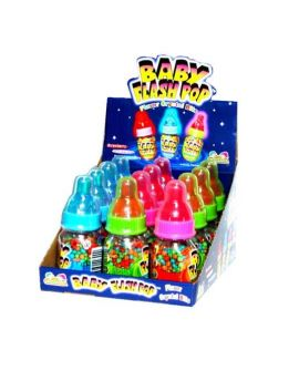 Kidsmania  Baby Bottle Flash Pop 12ct
