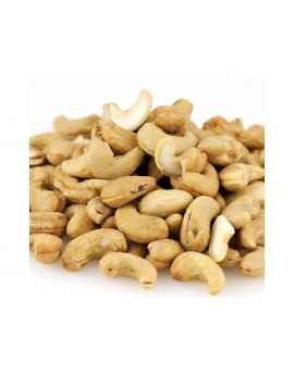 Cashews 320ct Roasted and Salted 15lb