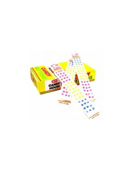 (not available) Necco Candy Buttons .05oz Wrapped 24ct