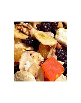 Tahitian Nut and Fruit Mix 25lb