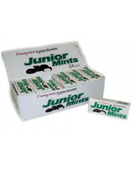 Tootsie Junior Mints 1.84 oz 24 boxes