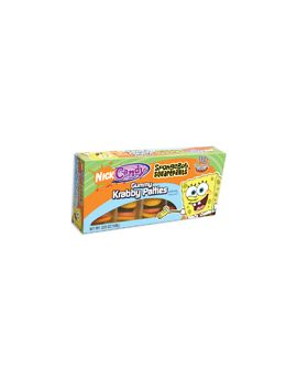 Krabby Patties Theater Box 12ct