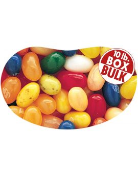 Jelly Belly Jelly Beans Fruit Bowl Flavors 10lb