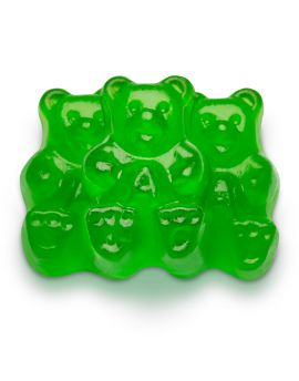 Albanese Gummy Bears Granny Smith Apple 5lbs