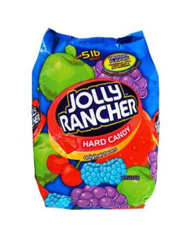 Hershey Jolly Rancher Assorted Bulk Pack 5lb