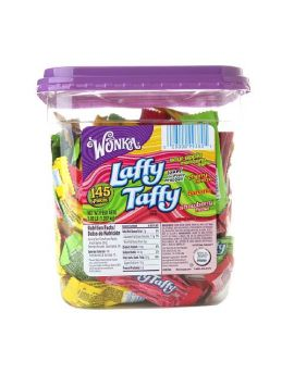 Laffy Taffy Assorted Flavors 145ct Tub