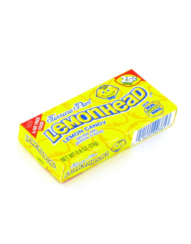Ferrara Pan PrePriced $.25 Lemonhead Fruit Candy 1.08oz 24ct