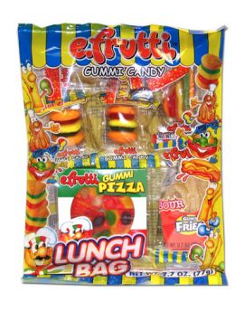efrutti Gummy Lunch Bags 12ct