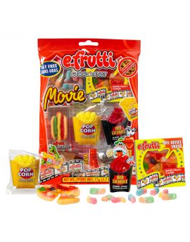 efrutti Gummi Movie Bag 12ct