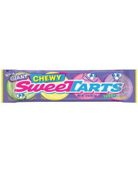 Wonka Giant Chewy SweeTarts 36ct