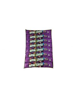 Now & Later Berry Smash Fruit Bar 2.44oz Bar 24ct