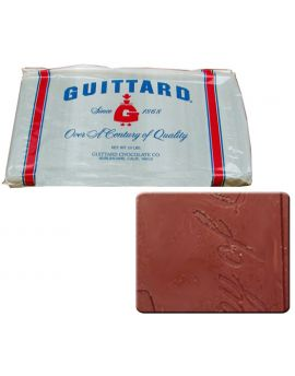 Guittard Milk Old Dutch Chocolate 50lb