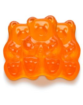 Albanese Gummy Bears Orangey Orange 5lbs