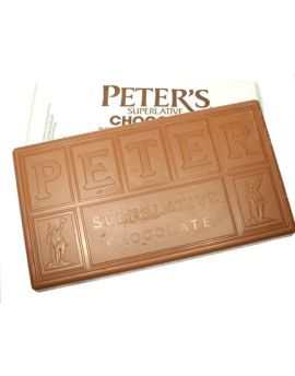 Peters Ultra Milk Chocolate 160 Viscosity 50lb