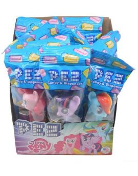 Pez My Little Pony 12ct