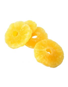 Dried Pineapple Rings 11lb