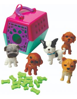 Kidsmania Puppy Love Candy Surprise 12ct