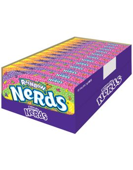 Nerds Rainbow Theater Box 5oz 12ct