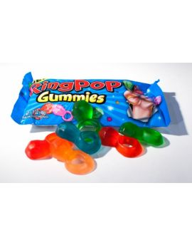 Topps Ring Pop Gummies 1.7 oz pack 16ct