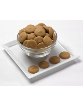 Merckens Butterscotch Melting Wafers 25lb