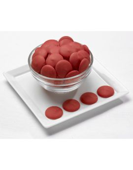 Merckens Red Melting Wafers 25lb