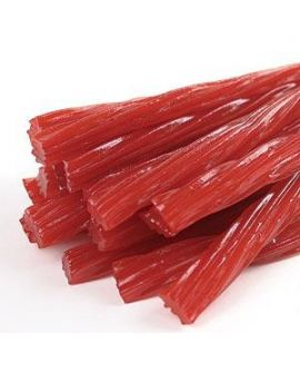 Kenny's Strawberry Licorice Twists 12lb