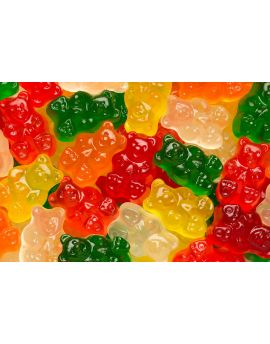 Albanese Sugar Free Assorted Gummy Bears 5lbs