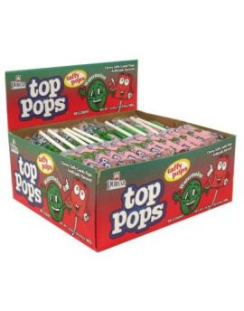 Dorval Watermelon Top Pop 48ct