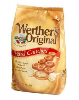 Werther's Original Hard Candy 34oz 6ct