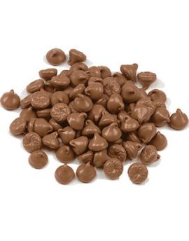 Wilbur Buds Milk Chocolate 5lb
