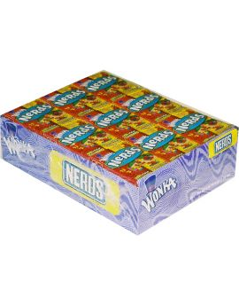 Wonka Nerds Double Coated 36ct